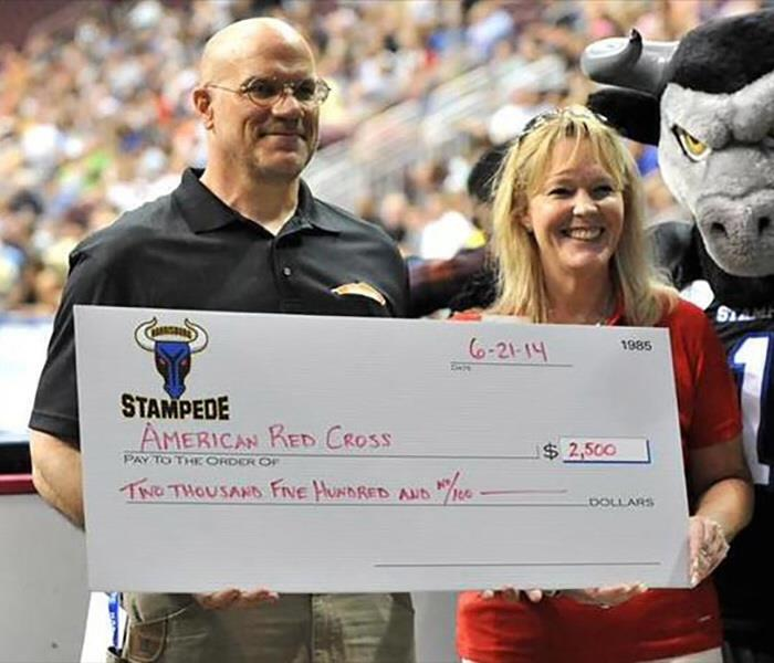 Harrisburg Stampede Corporate Challenge WINNER!